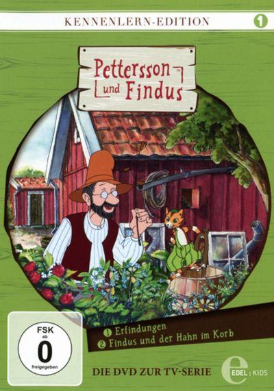 Dvd Pettersson Und Findus Tv Serie Pettersson Und Findus Mytoys