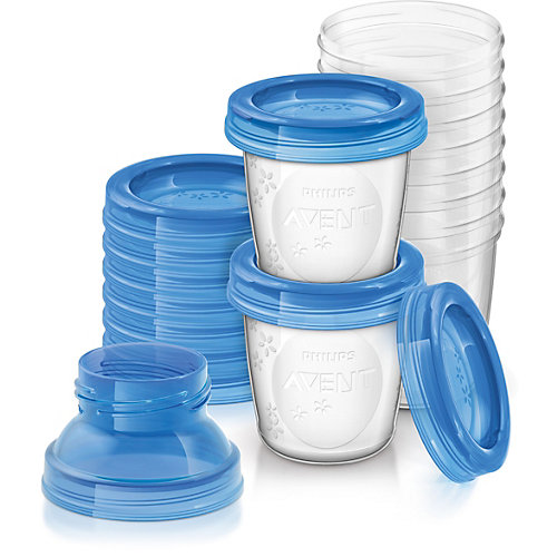 PHILIPS AVENT Muttermilch Becher SCF618/10, 180 ml Sale Angebote Schipkau Drochow