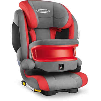 Auto-Kindersitz Solar IS Seatfix, Chilli