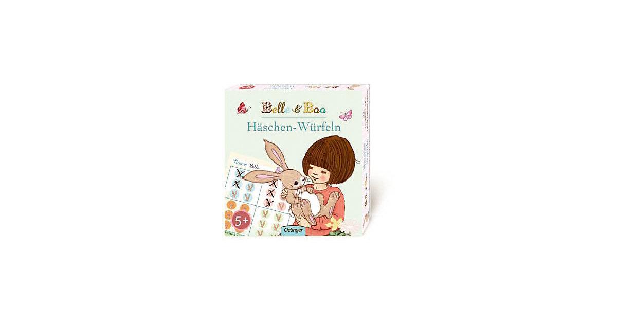 Belle und Boo: Häschen-Würfeln