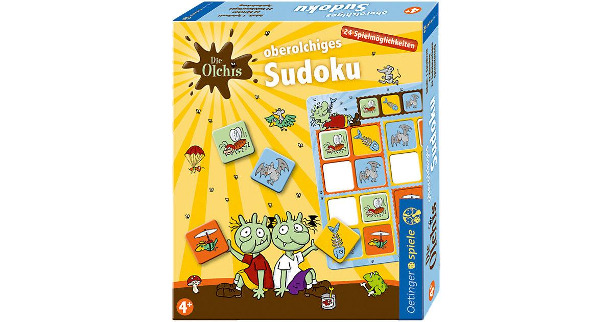 Die Olchis: Oberolchiges Sudoku
