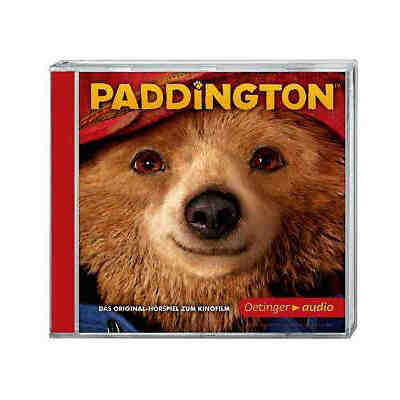 Paddington, 1 Audio-CD