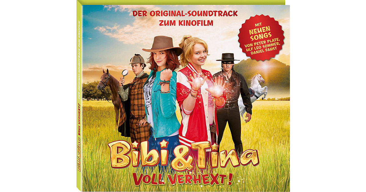 CD Bibi & Tina 2 - Original Soundtrack zum Kino...