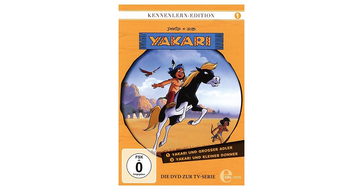 DVD Yakari - Kennenlern Edition Hörbuch
