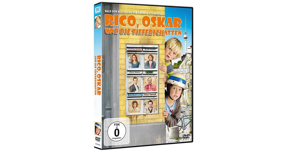 DVD Rico Oskar und die Tieferschatten