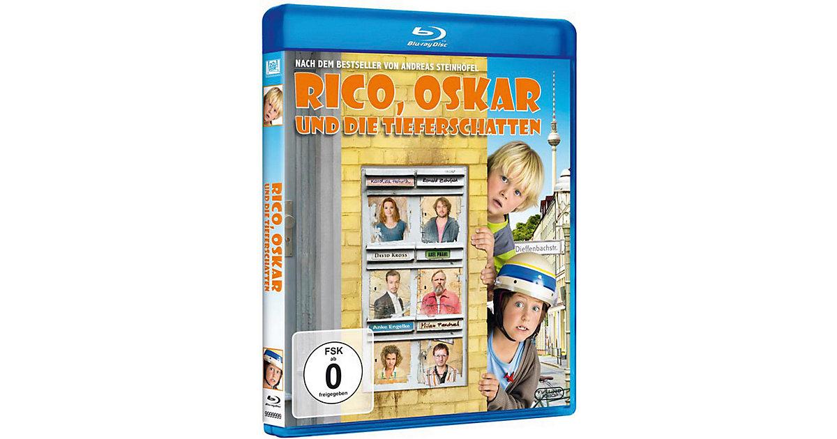 BLU-RAY Rico Oskar und die Tieferschatten
