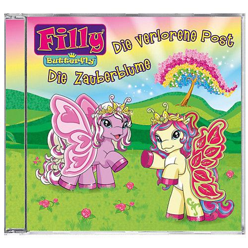Universal CD Filly 02 - Die verlorene Post / Zauberblume