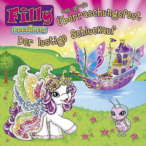 Universal CD Filly 03 - Das große Überraschngsfest / Der lustige Schluckauf jetztbilligerkaufen
