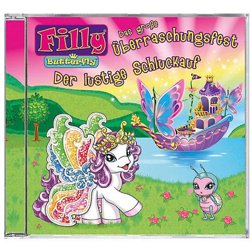 Universal CD Filly 03 - Das große Überraschngsfest / Der lustige Schluckauf