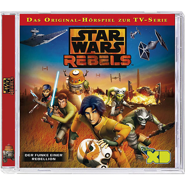 CD Star Wars Rebels 01
