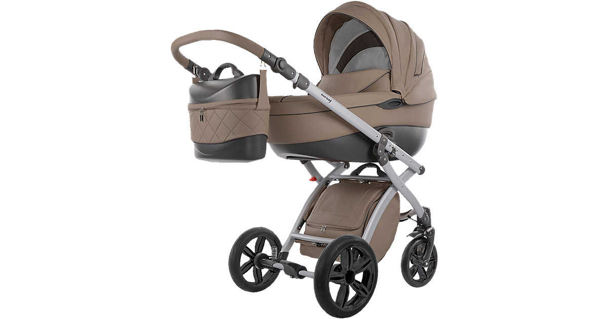 Knorr Toys · knorr-baby Kinderwagen Alive Pure cappuccino
