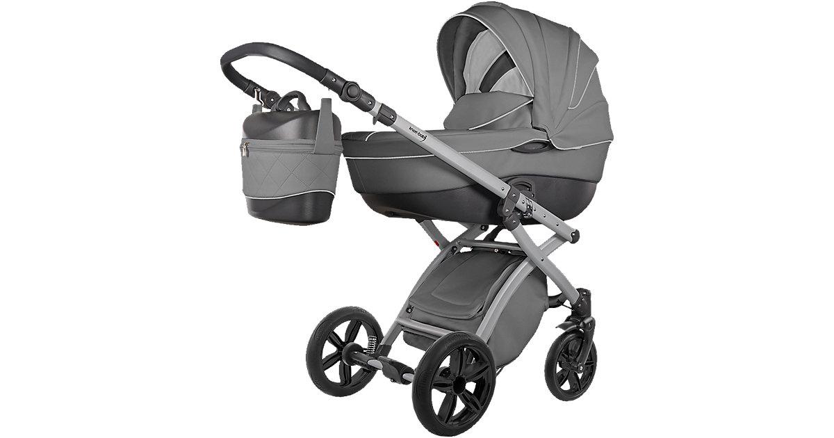 Knorr Toys · knorr-baby Kinderwagen Alive Pure grau