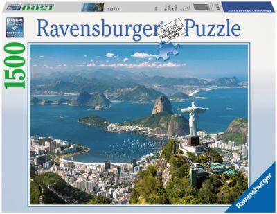 1500 Teile Blick auf Rio