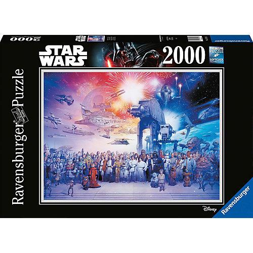Ravensburger 2000 Teile Star Wars Universum Sale Angebote Drieschnitz-Kahsel