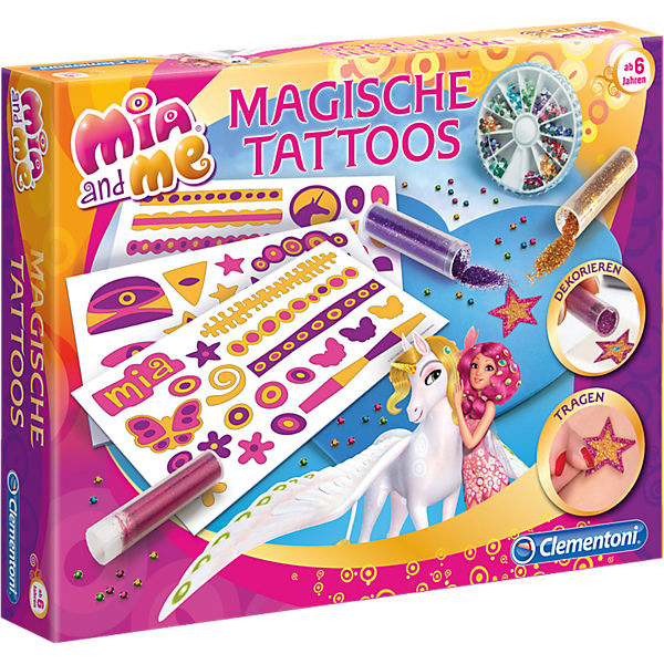 Mia and Me - Magische Tattoos