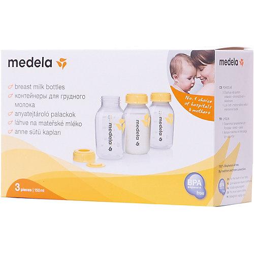 Контейнеры для сбора грудного молока, 150 мл /3 шт, Medela от Medela