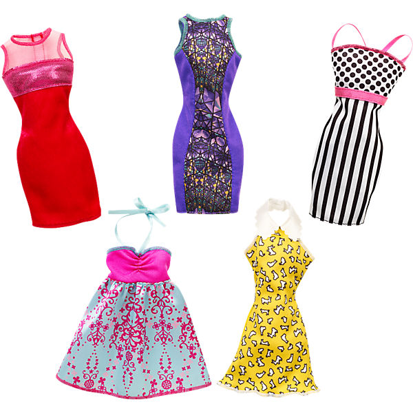 Barbie Kleid (1 Kleid), Barbie | myToys