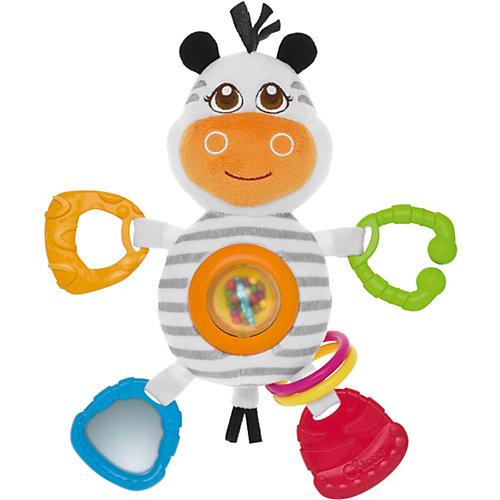"Мягкая игрушка-погремушка ""Зебра"", Chicco от CHICCO"