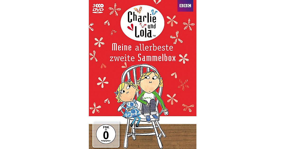 DVD Charlie und Lola - Meine allerbeste zweite ...