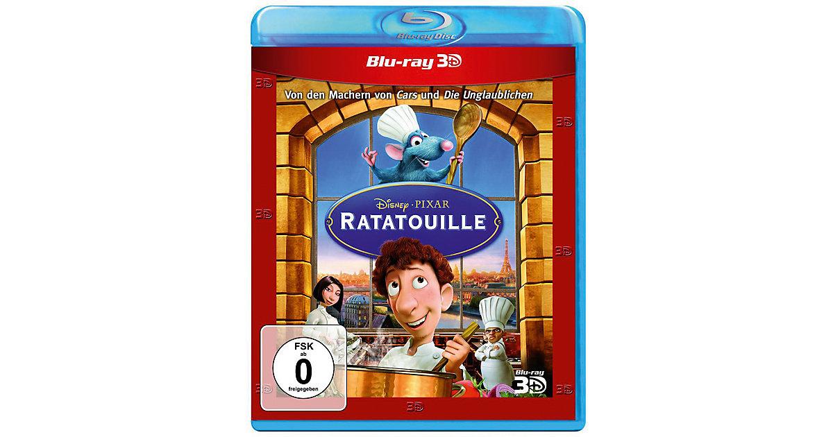 BLU-RAY Ratatouille - 3D Superset (3D BD + 2D BD) Hörbuch