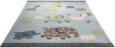 Kinderteppich sterne beige  Kinderteppich Dschungel Tiere, BC kids   myToys