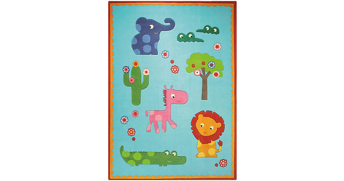 ESPRIT · Kinderteppich Zoo Gr. 140 x 200