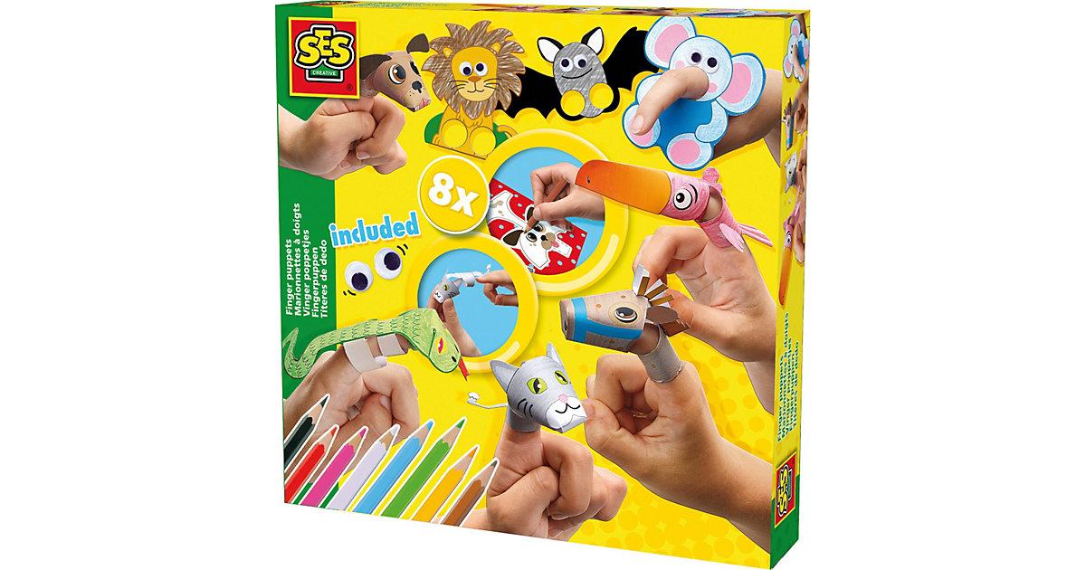 Kreativset Fingerpuppen