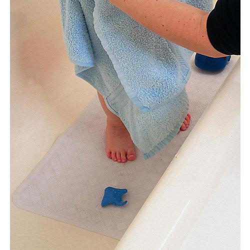 Коврик для ванны, белый от Clippasafe