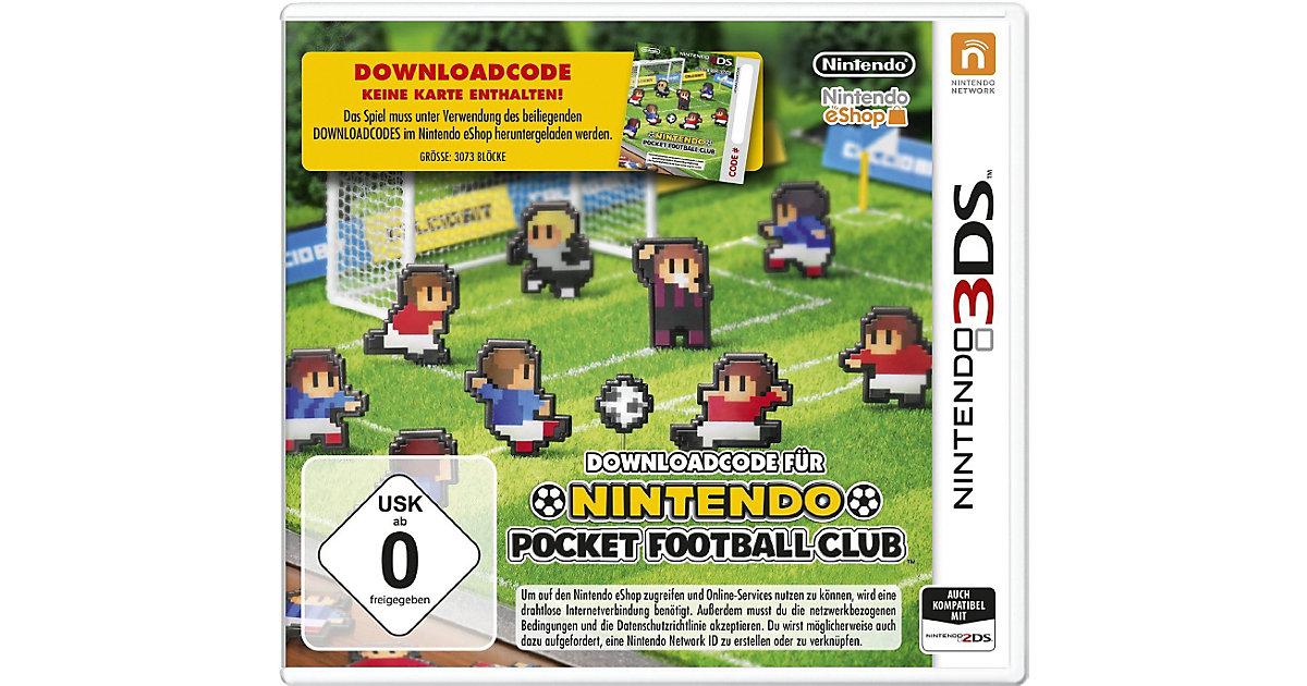 3DS Pocket Football (Downloadcode)
