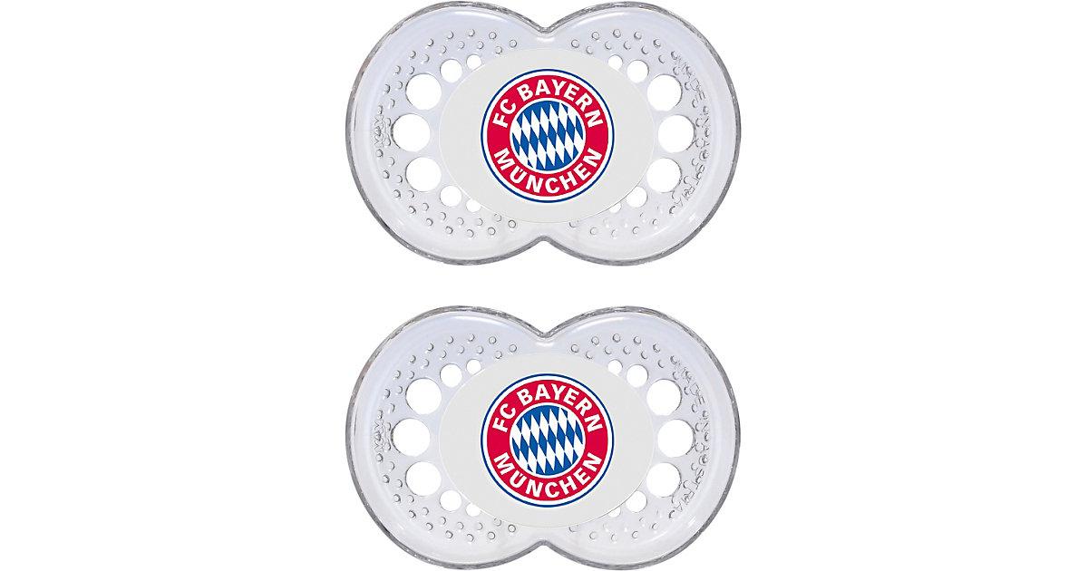 MAM · MAM Silikon-Schnuller Bundesliga FC Bayern 6-16 Monate