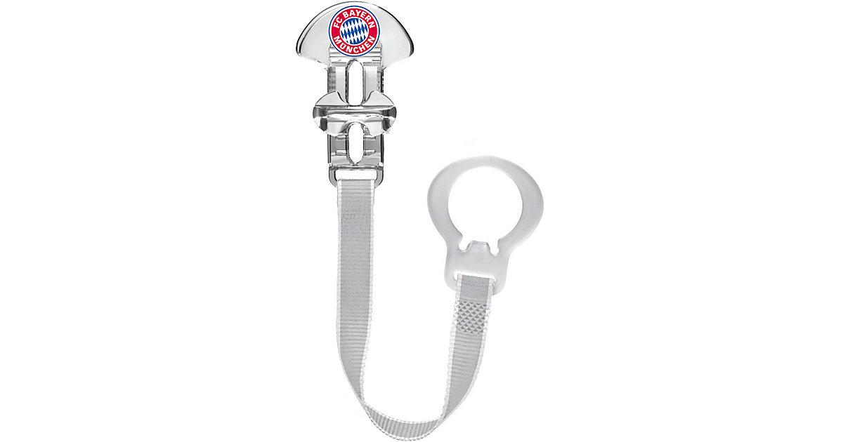 MAM · Schnullerband Clip, FC Bayern München