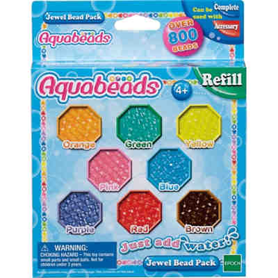 Aquabeads Glitzerperlen