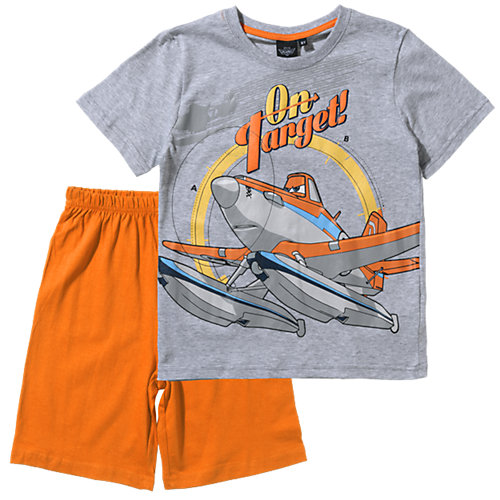 PLANES Schlafanzug Gr. 98 Jungen Kleinkinder | 04052384046774