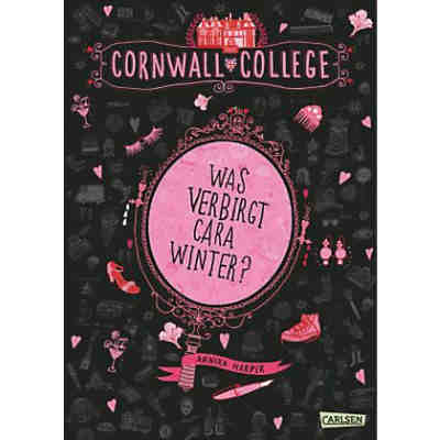 Cornwall College: Was verbirgt Cara Winter?