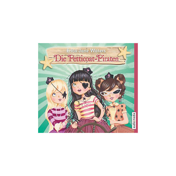 Die Petticoat-Piraten, 1 Audio-CD