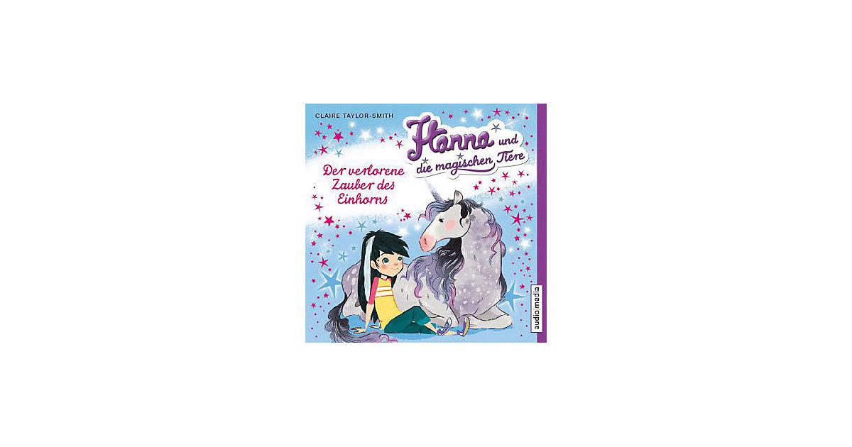 Hanna und die magischen Tiere: Der verlorene Za...