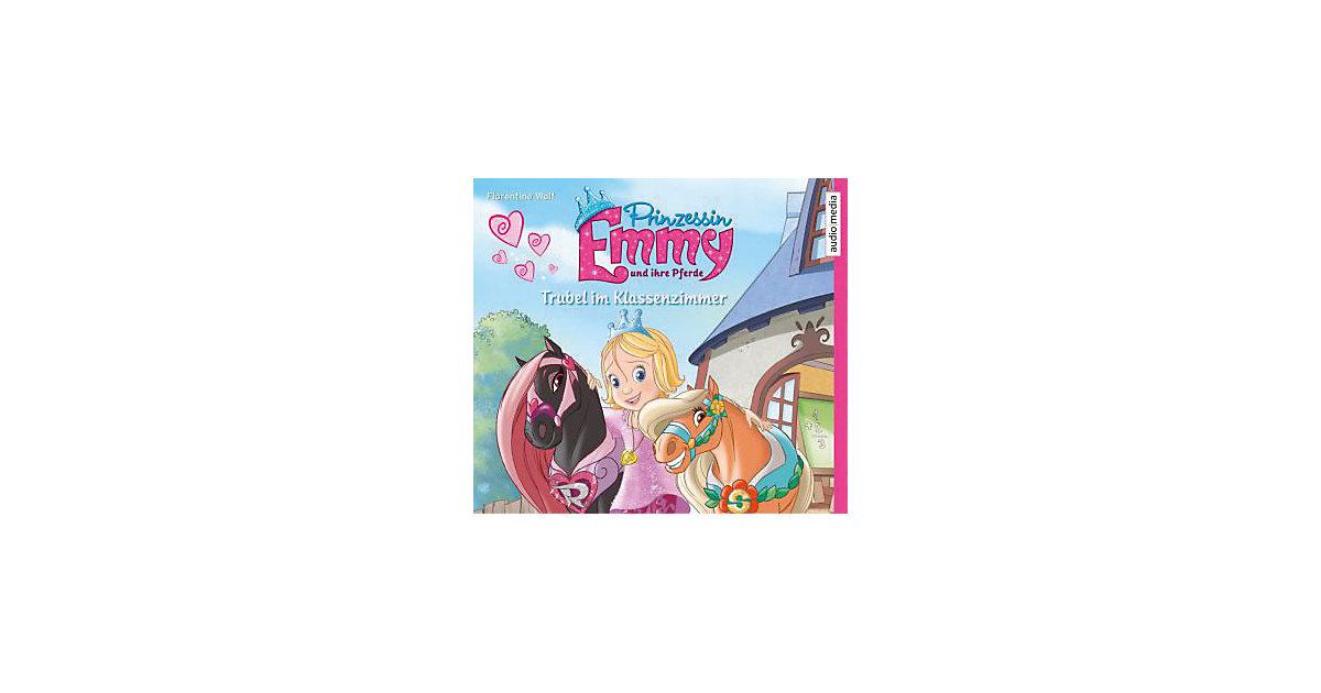 Prinzessin Emmy und ihre Pferde: Trubel im Klas...