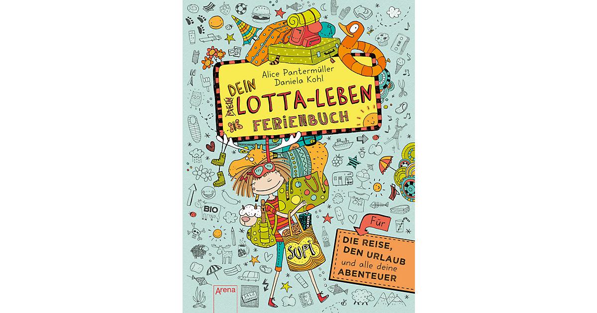 Dein Lotta-Leben: Ferienbuch
