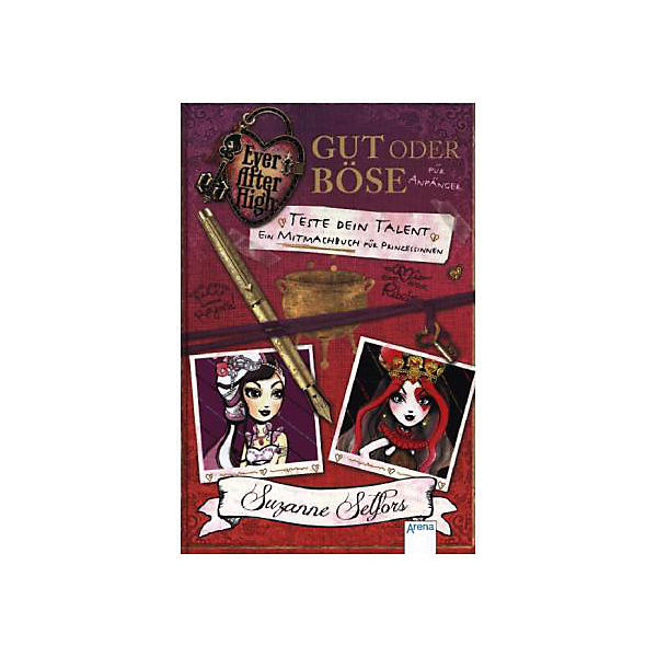 Ever After High: Activity Book