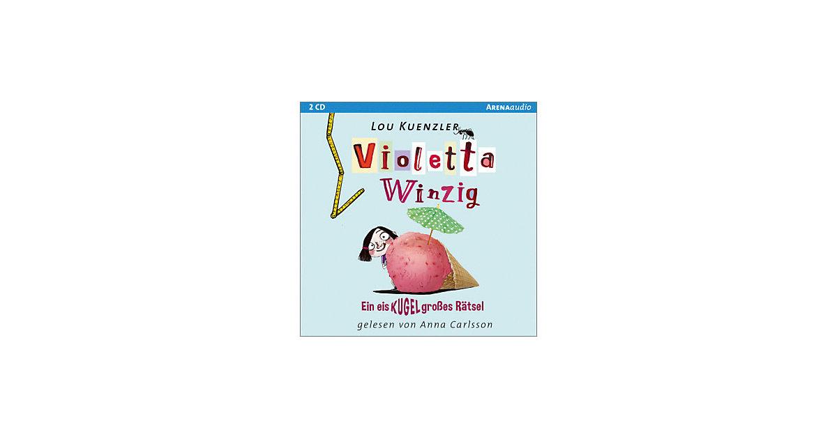 Violetta Winzig: Ein eiskugelgroßes Rätsel, 2 A...