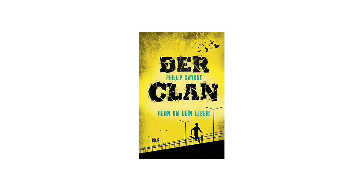 Der Clan: Renn um dein Leben!