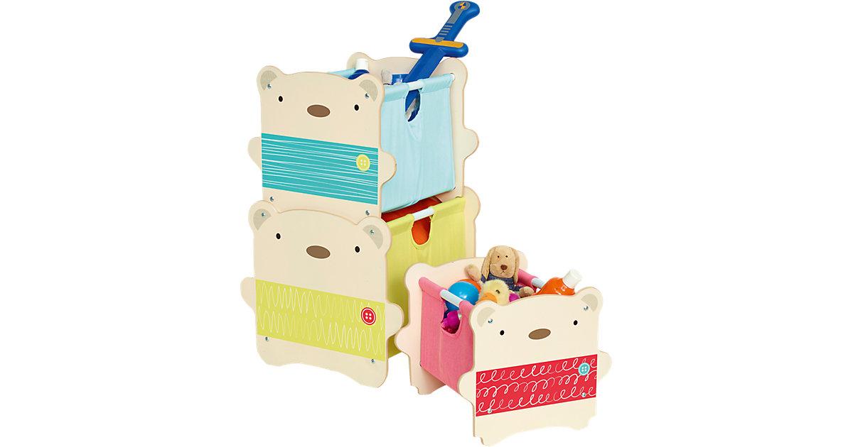 Aufbewahrungsboxen Kleiner Bär, 3tlg.