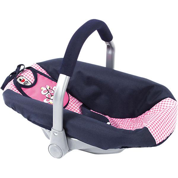 puppenzubeh r autositz rosa chic 2000 mytoys. Black Bedroom Furniture Sets. Home Design Ideas