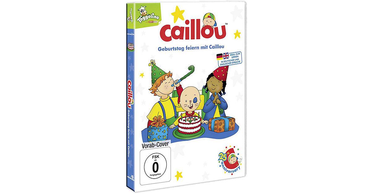 DVD Geburtstag feiern mit Caillou