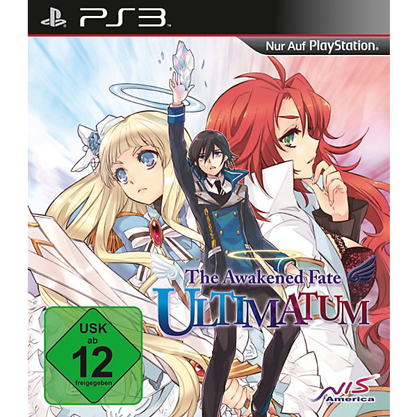 PS3 The Awakened Fate Ultimatum