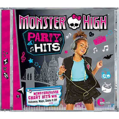 CD Monster High - Party Hits