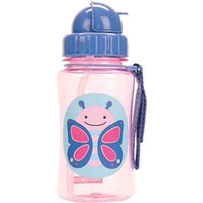 trinkflasche mit strohhalm kleinkinder