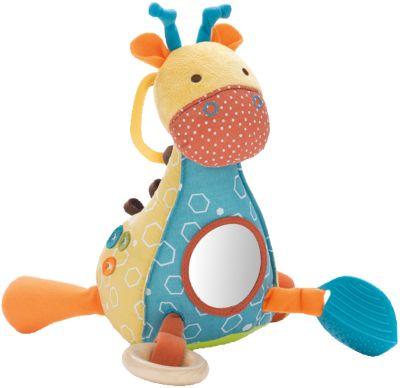 Skip Hop Spieltier, Giraffe mehrfarbig