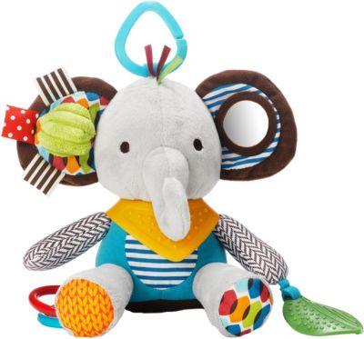 Skip Hop Spieltier, Elefant mehrfarbig