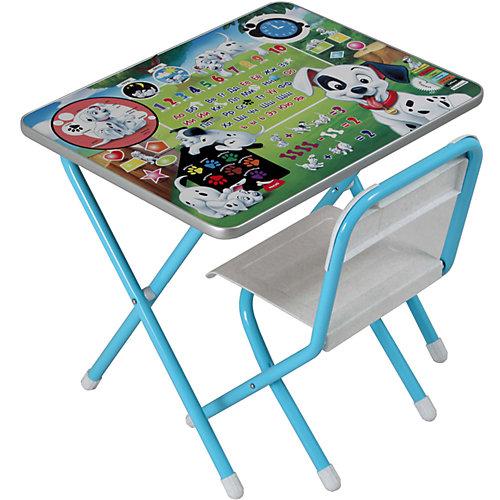 Набор мебели Дэми 101 далматинец (2-5 лет), голубой от Дэми